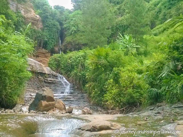Air Terjun Curug Abang, Kemiri, Purworejo